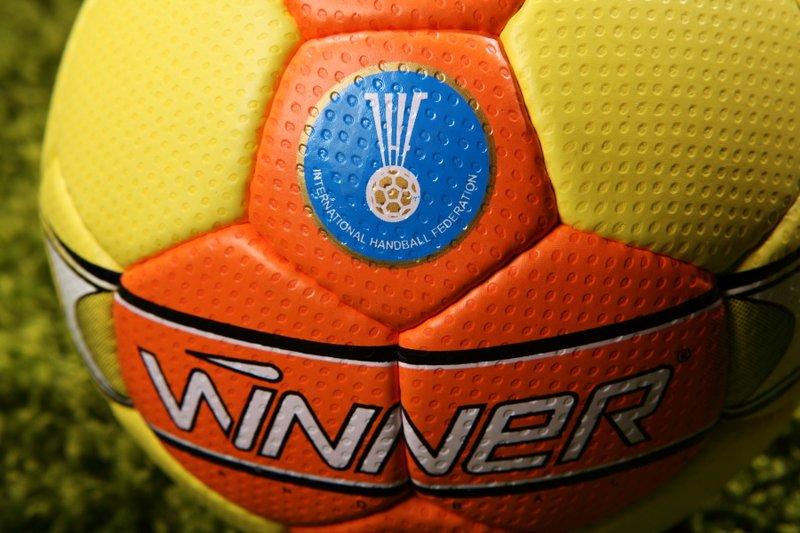 Мяч гандбольный WINNER OPTIMA I для подростков IHF approved  цена и ... b0fab9cea3301