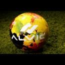 Мяч футбольный ALVIC STREET PARTY YELLOW