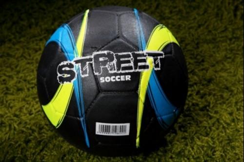 Мяч футбольный ALVIC STREET BLUE YELLOW