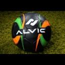 Мяч футбольный ALVIC STREET ORANGE GREEN