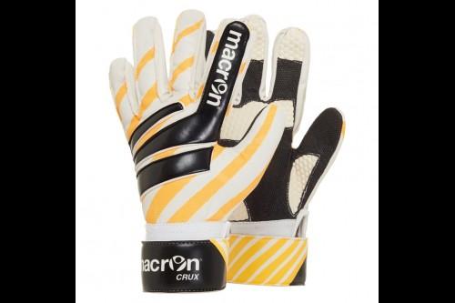 Вратарские футзальные перчатки MACRON CRUX