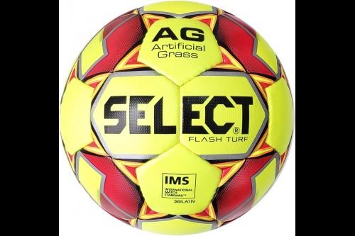 Мяч футбольный SELECT FLASH TURF (013)
