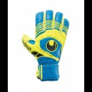Вратарские перчатки Uhlsport ELIMINATOR SUPERSOFT ROLLFINGER 100043801