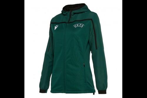 Женская спортивная кофта MACRON REFEREE UEFA
