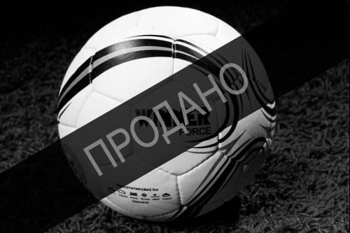 Мяч футбольный тренировочный WINNER FORCE