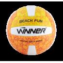 Мяч волейбольный WINNER BEACH FUN Orange