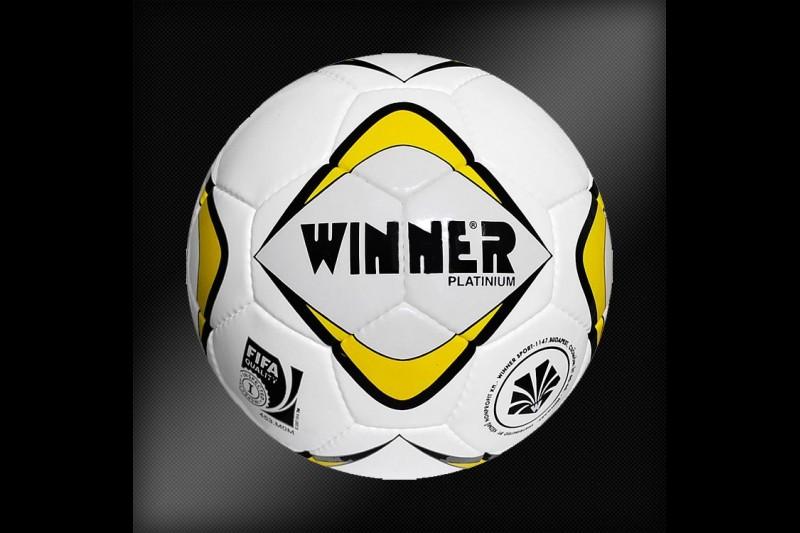 Мяч футбольный WINNER PLATINUM FIFA INSPECTED  цена и описание ... a226bb525c289