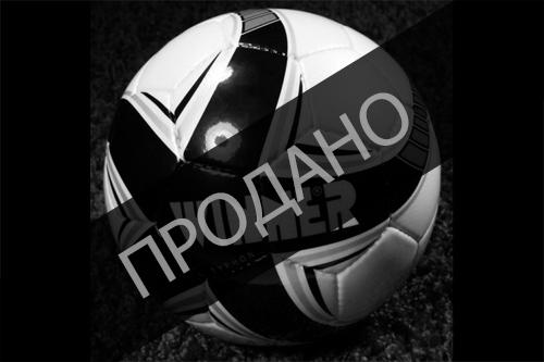 Мяч футбольный WINNER TYPHON RED FIFA APPROVED 5