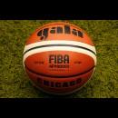 Мяч баскетбольный GALA CHICAGO № 7, 6