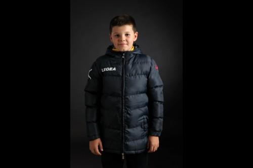 Куртка LEGEA GIUBBOTTO BAKU TORNADO black