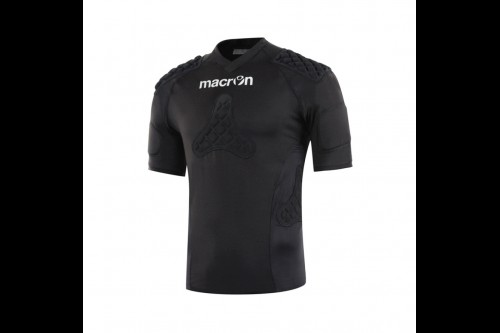 Тренировочная регбийная футболка MACRON BORTS NEW PADDED