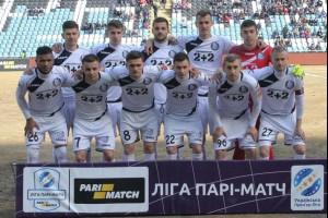 Черноморец в LEGEA победил Карпати