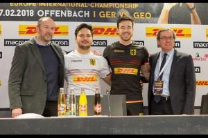 Macron технический спонсор немецкой федерации регби до 2022 года