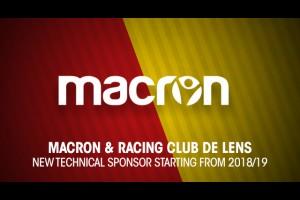 MACRON стал техническим спонсором Racing Club de Lens