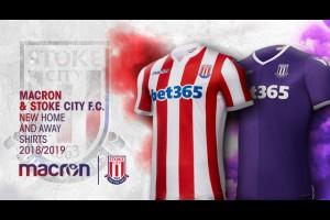 Macron и Stoke City представили форму на новый сезон