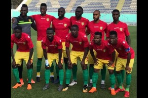MACRON новый технический спонсор сборной Гвинеи