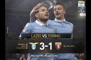Лацио в MACRON одолел Торино