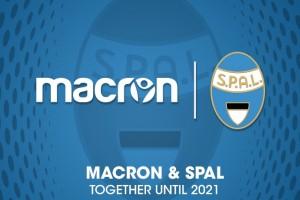MACRON стал техническим спонсором СПАЛ