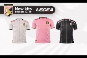 Палермо и Legea представили новую футбольную форму