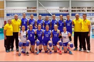 Женская волейбольная сборная в MACRON выигрывает Евролигу