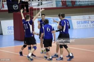 Сборная Украины в Macron выиграла серебро Дефлимпийских игр