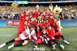 Витесс в MACRON завоевал Кубок Нидерландов