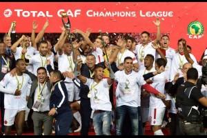 Видад Касабланка в Macron победила в Лиге чемпионов КАФ