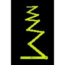 Координационная лестница YAKIMASPORT CRISS CROSS 100322