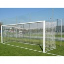 Сетка для футбольных ворот YAKIMASPORT 7,33 X 2,44м, белая 2мм 100109