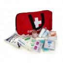 Медицинская сумка с набором YAKIMASPORT FIRST AID