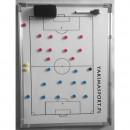 Футбольная тактическая доска YAKIMASPORT 60x90 см